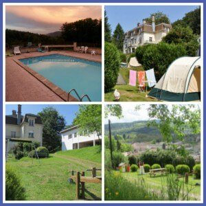 101 leuke idyllische campings in Frankrijk met kids - Camping du Chateau, Granges-sur-Vologne, Vogezen, Vosges