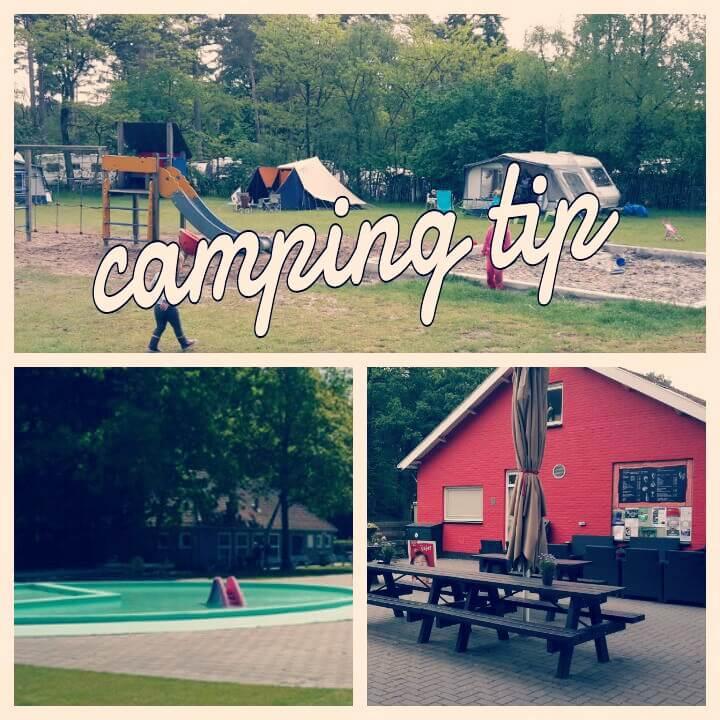 Campingtip: De Zeven Linden & Bosbad de Vuursche