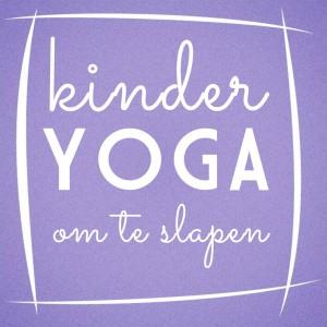 Kinder yoga om kids onspannen te laten te slapen: zo doe je dat