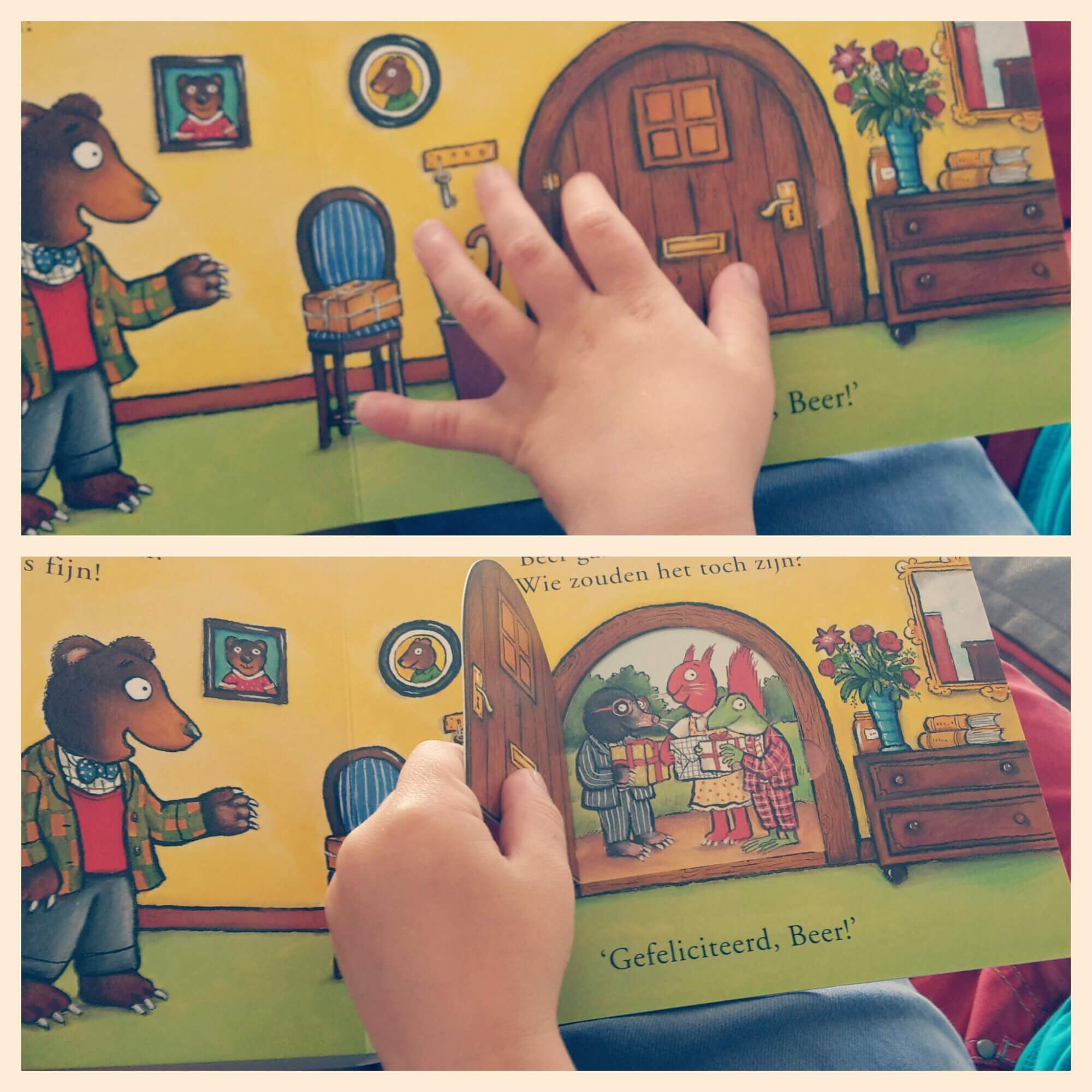 Boekentip: kartonboekjes over de avonturen in het Eikenbos, van de makers van de Gruffalo