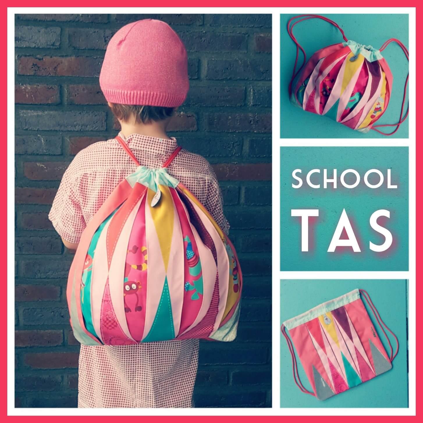 Vrolijke schooltassen: je krijgt zin in het nieuwe schooljaar!