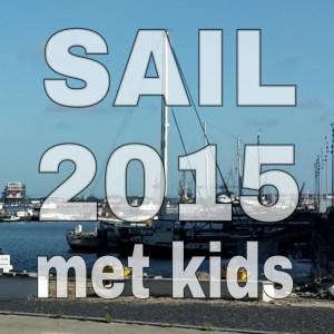 SAIL 2015 met kids: waar kun je het beste heen met de kinderen