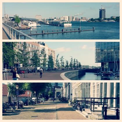 Amsterdam - Westerdok