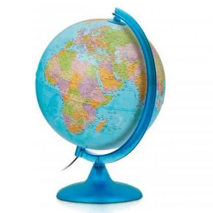 Wereldbol als cadeau voro kids van 9, 10, 11 of 12 jaar
