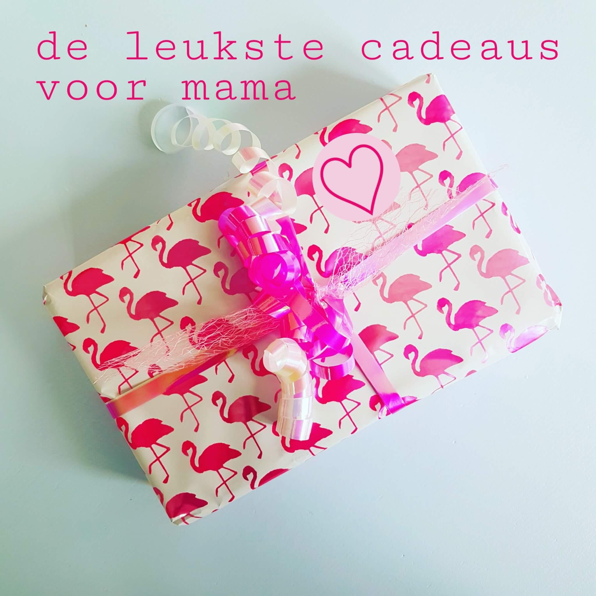 De leukste cadeautips voor vrouwen: wat voor cadeau koop je voor mama?