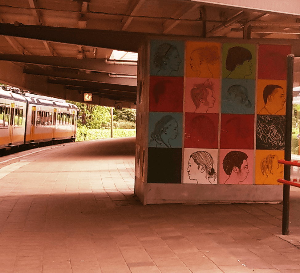 Wat is Amsterdam toch mooi -
