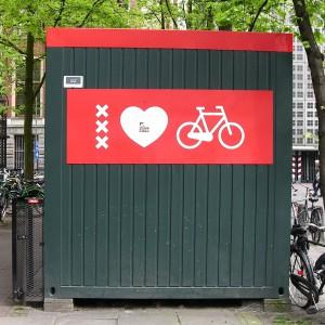 Wat is Amsterdam toch mooi en veelzijdig