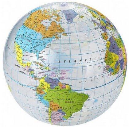 De Allerleukste Atlassen Muurkaarten En Wereldbollen Voor