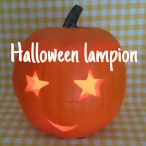 Halloween-lampion knutselen met kinderen + recept voor pompoensoep