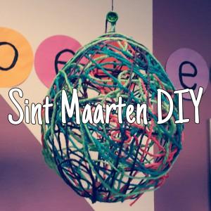 Mooie lantaarn of lampion voor Sint Maarten knutselen