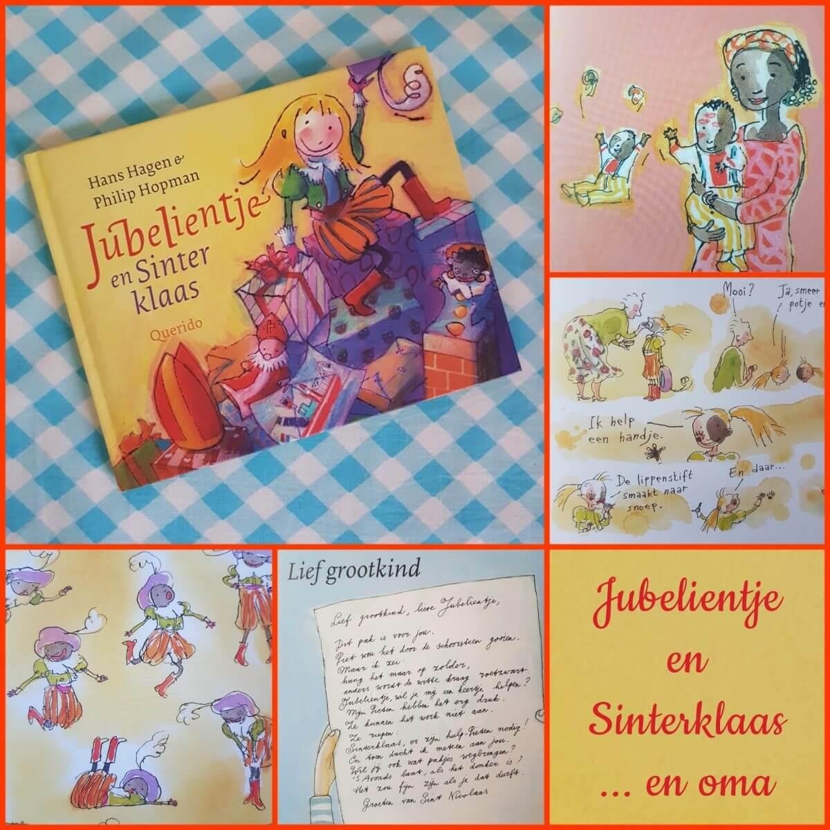 De leukste boeken over Sinterklaas - Jubelientje en Sinterklaas