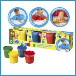 Help welke vingerverf is wel veilig nou deze merken dus leuk met kids for Dus welke architectuur