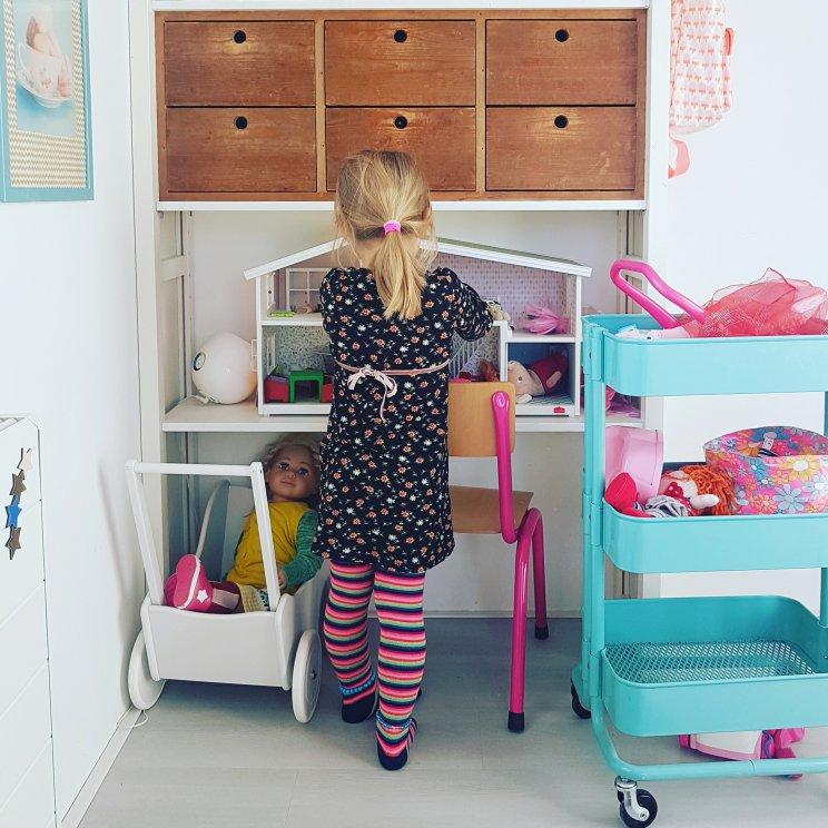 Ikea Raskog trolley: ideeën om dat leuke rolkarretje te gebruiken