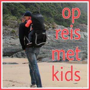 Reizen met kleine kinderen: Kim geeft tips