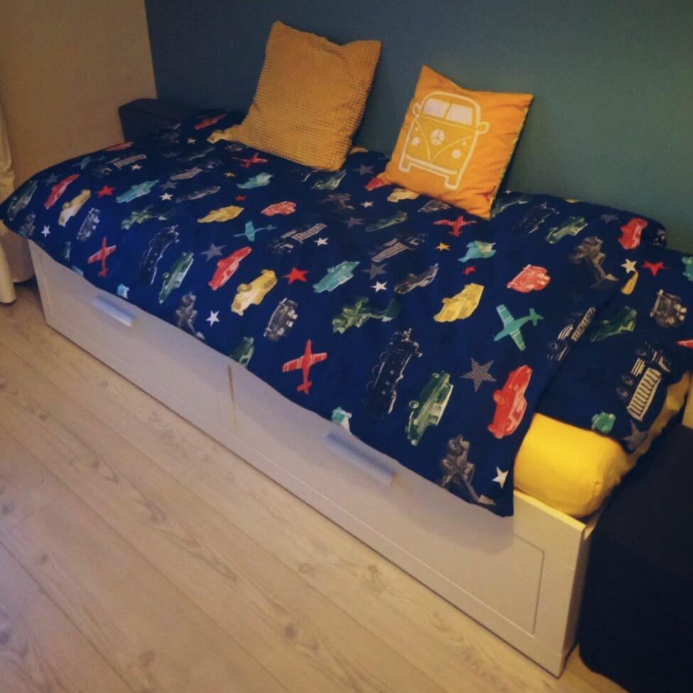 Ikea Bedden Logeer En Stapelbedden Hoogslapers: Hemnes - stijlvol ...