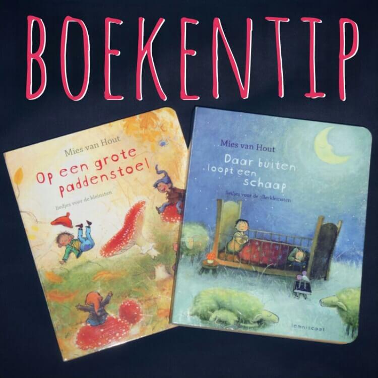 De leukste liedjesboekjes voor babies, peuters en kleuters, kinderliedjes van Mies van Hout