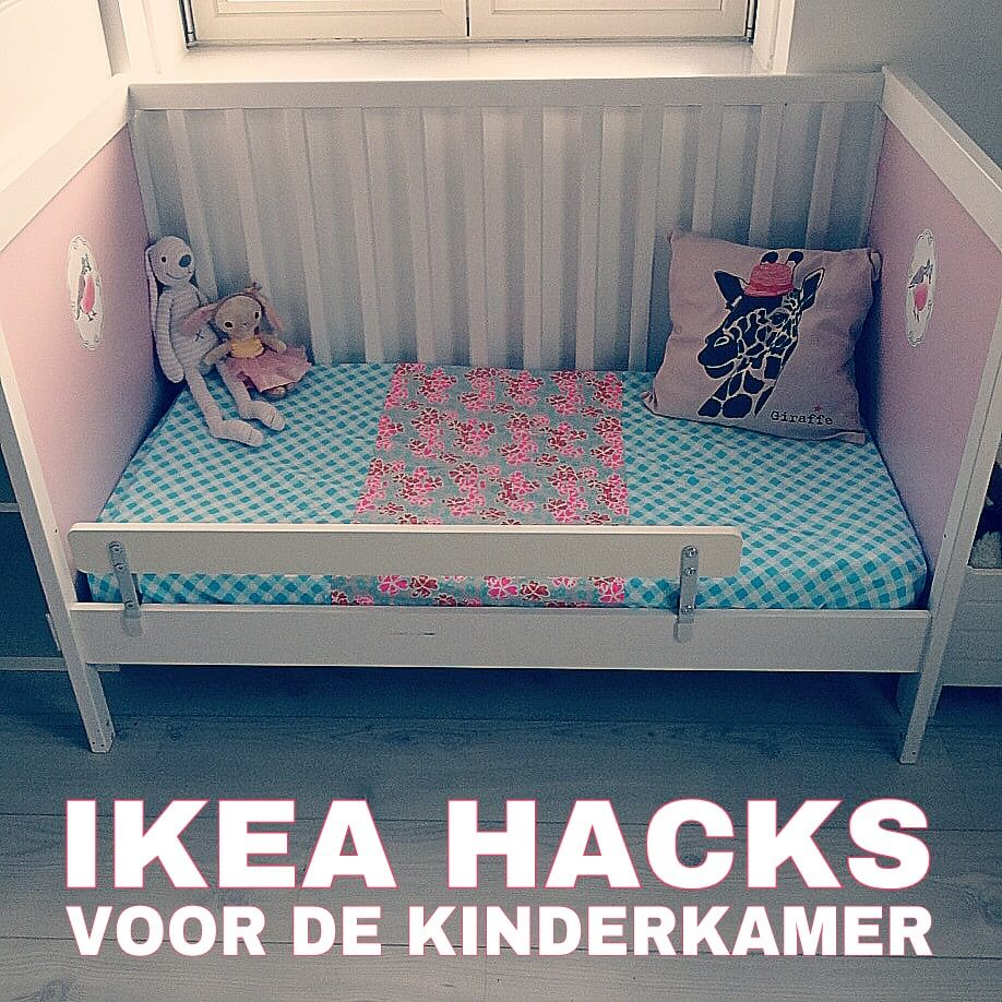 De Allerleukste Ikea Hacks Voor De Kinderkamer En Babykamer