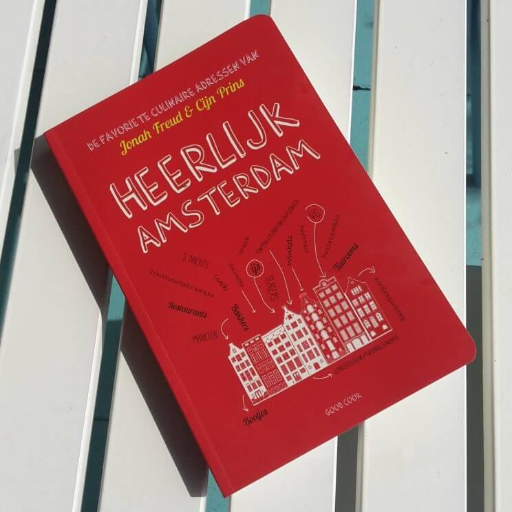 Heerlijk Amsterdam van Jonah Freud en Cijn Prins