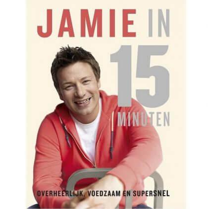 verjaardagscadeau: Jamie kookboek