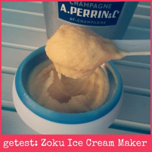 Getest: Zoku Ice Cream Maker