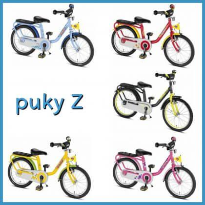 Review: uniseks Puky kinderfiets voor jongens en meisjes