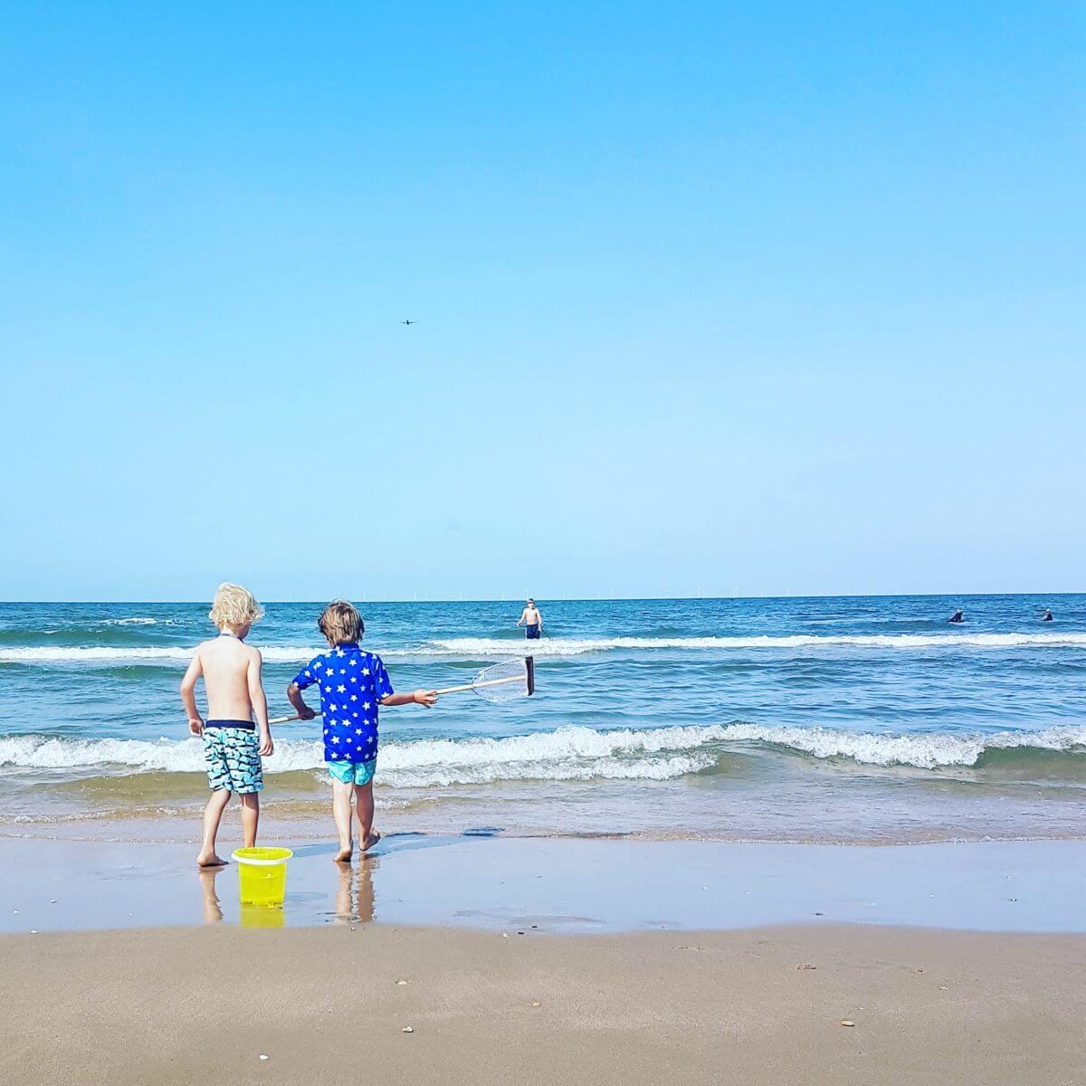 De leukste kindvriendelijke strandtenten in heel Nederland - Deining aan zee