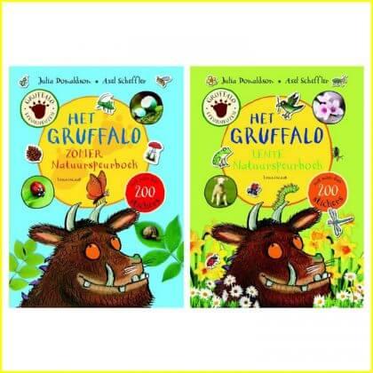Gruffalo natuurspeelboek