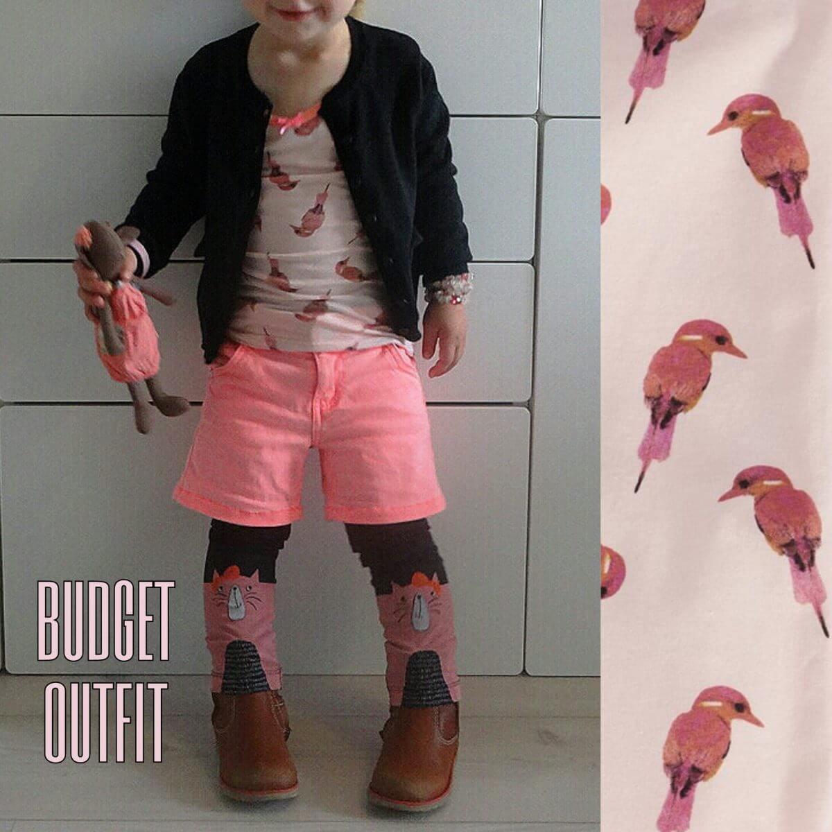 Voor jou gespot: de leukste kinderkleding budget outfits voor meisjes