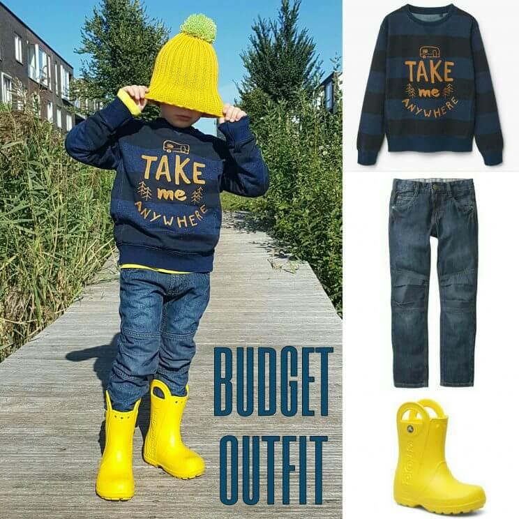 Voor jou gespot de leukste budget kinderkleding outfits voor jongens Hema Mango Crocs Esprit