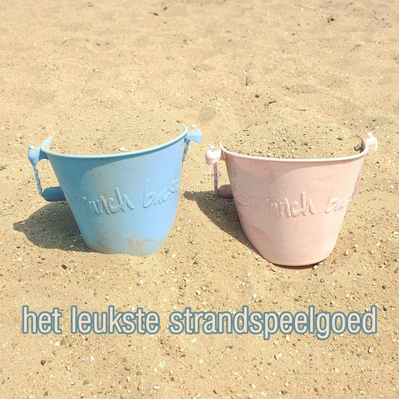 Het allerleukste zandbakspeelgoed en strandspeelgoed