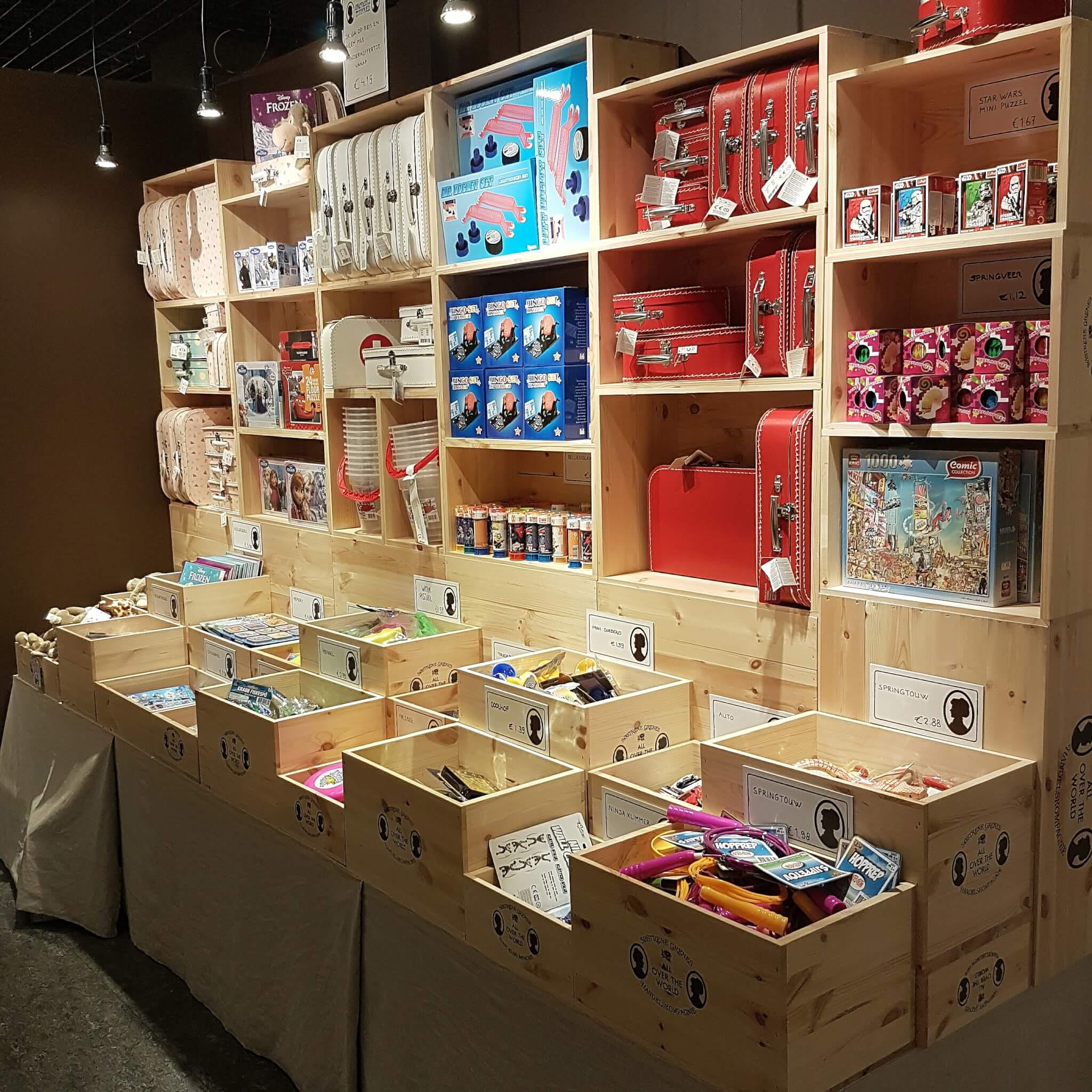 SØSTRENE GRENE: betaalbare Scandinavische winkel vol met hippe hebbedingetjes