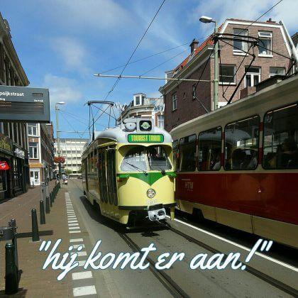 Toeristentram Den Haag: dagje stad en strand met de kinderen