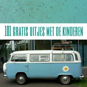 101 leuke gratis uitjes met de kinderen