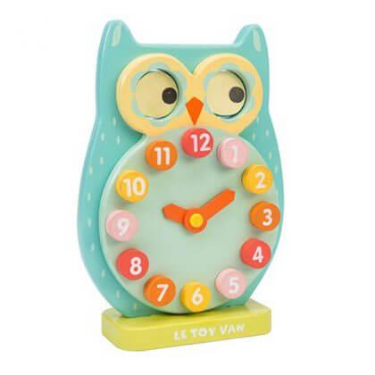 cadeaus 4 of 5 jaar - Klok Le Toy Van