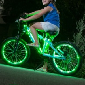 cadeaus 4 of 5 jaar - bike lightning