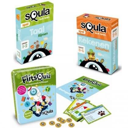 cadeaus 4 of 5 jaar - squla spelletjes