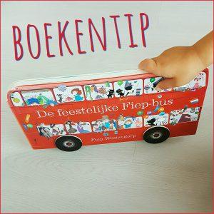 Boekentip:De feestelijke Fiep-bus