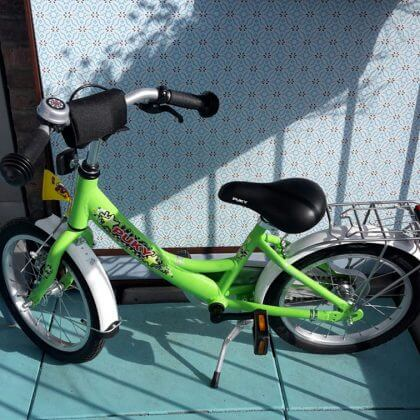 Verjaardagscadeau voor kids, leuke cadeau tips: fiets