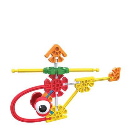 Knex is een leuk cadeau voor kinderen die van bouwen houden