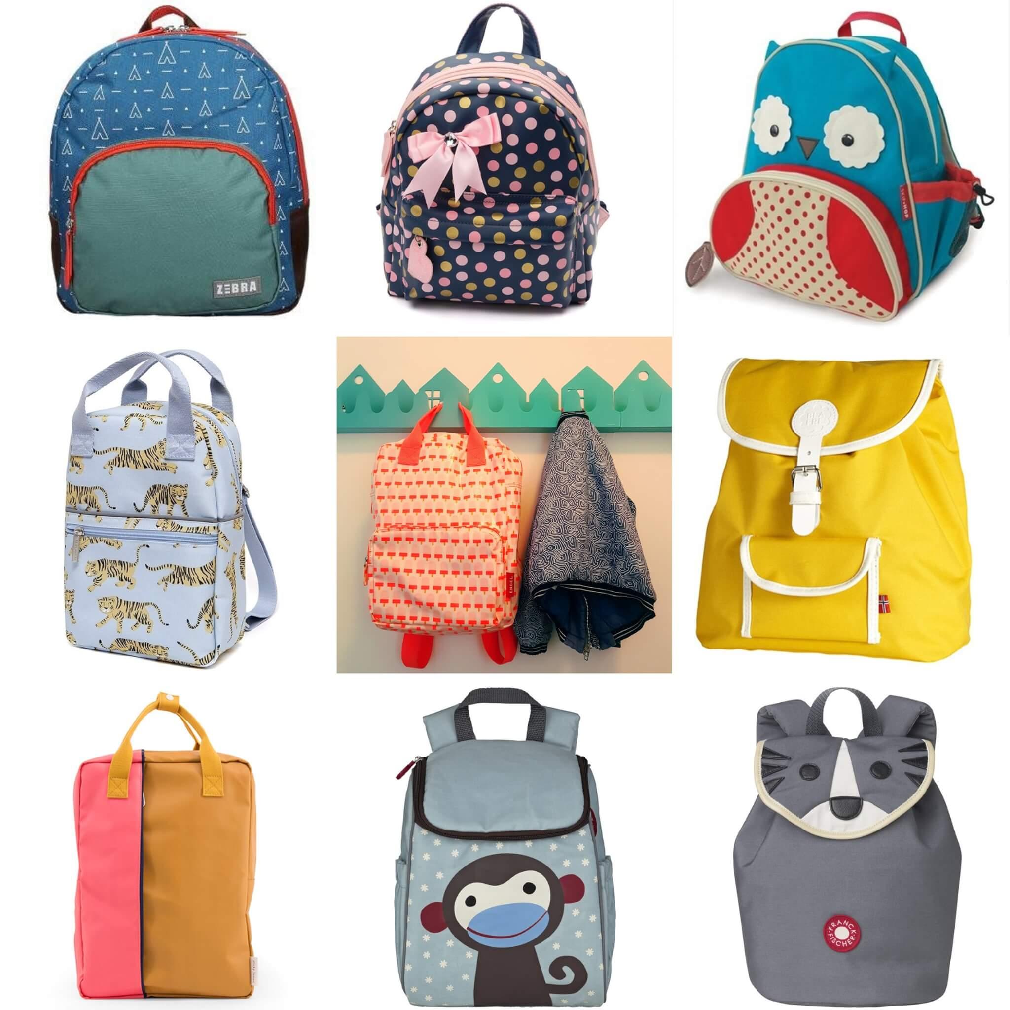 027b74d2319 Verjaardagscadeau voor kids: leuke cadeau tips voor kinderen: rugzakken  voor kids