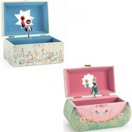 Verjaardagscadeau voor kids van 4 jaar of 5 jaar leuke cadeau tips voor kleuters: muziekdoos