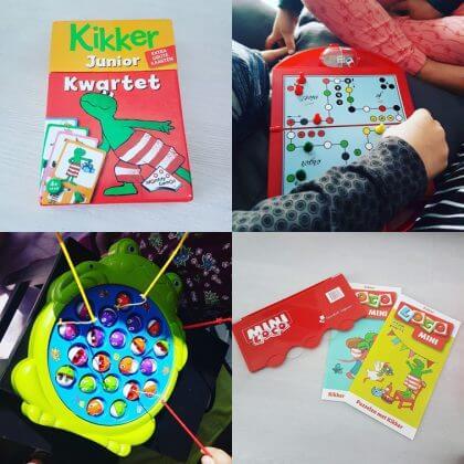 Verjaardagscadeau voor kids van 4 jaar of 5 jaar leuke cadeau tips voor kleuters: spelletjes