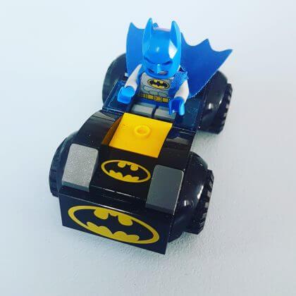 Lego superhelden als verjaardagscadeau