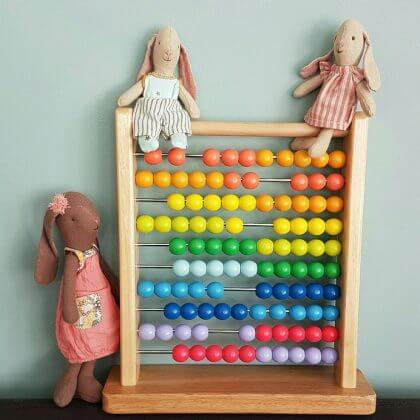 Verjaardagscadeau voor kids van 4 jaar of 5 jaar leuke cadeau tips voor kleuters: telraam