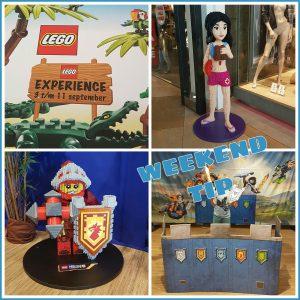 Tip voor dit weekend: de Lego Experience