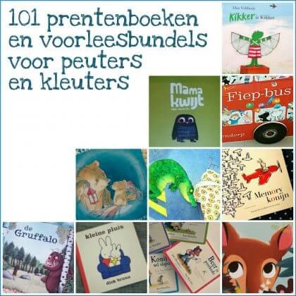101 prentenboekenen voorleesbundelsvoor peuters