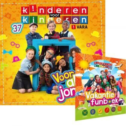 kinderen voor kinderen - De favoriete schoencadeaus van Sinterklaas