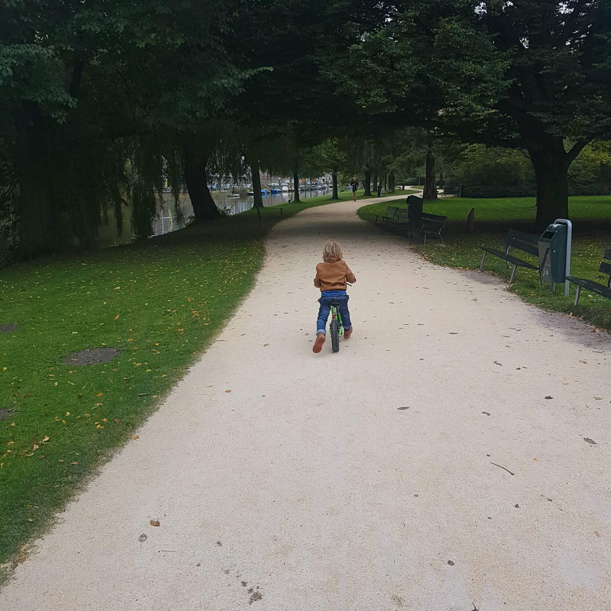 Dagje Amsterdam West met kinderen in de herfstvakantie, inclusief Cinekid