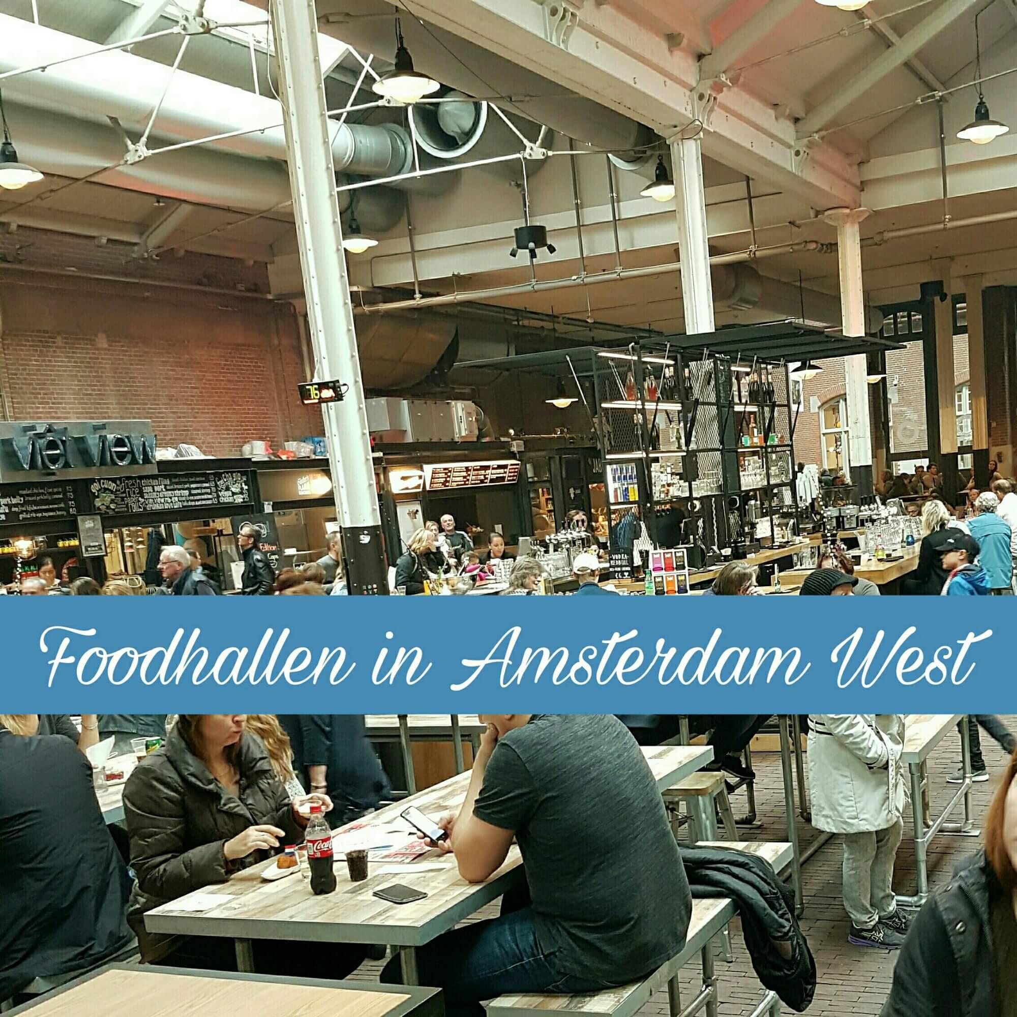 Dagje Amsterdam West in de herfstvakantie, inclusief Cinekid festival
