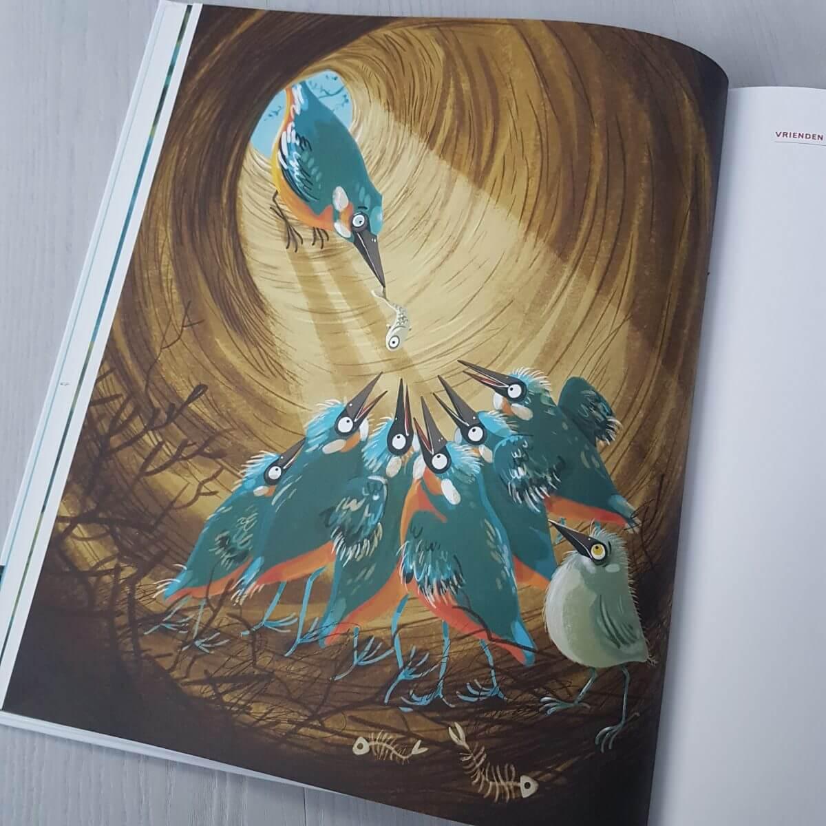 Boekentip: Geluk voor kinderen, om samen te praten over wat vriendschap is